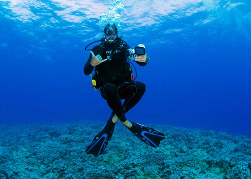 Maui Scuba Diving with Blaze Anderson-Private Tours