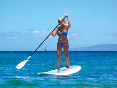 Maui Paddleboard and Kayak Training
